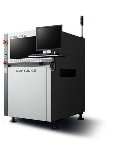 Fastest Full 3D Solder Paste Inspection