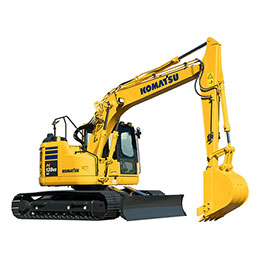 MID-SIZE EXCAVATORS-PC138USLC-11
