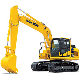 MID-SIZE EXCAVATORS-PC170LC-11
