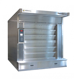 thermostar deck ovens