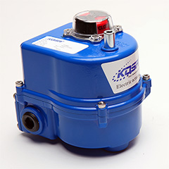 Spur gear electric actuators