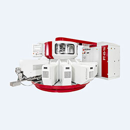 CNC-Rotary Transfer Machines