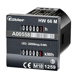 electromechanical energy meter hw66 m