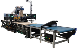 SmartShop® Auto Loader CNC Machine