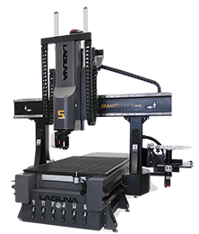 SMARTSHOP 5-AXIS CNC MACHINES
