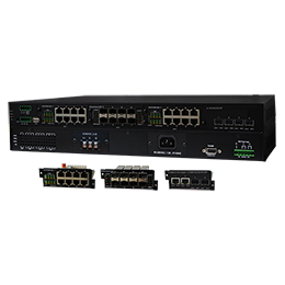 Industrial 19inch 10G Ethernet Switch I(P)GS-6300-2P