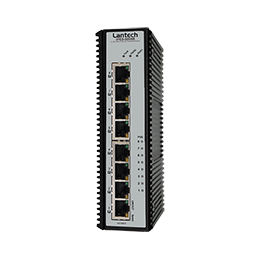 Industrial Unmanaged PoE Ethernet Switch IPES-0008B