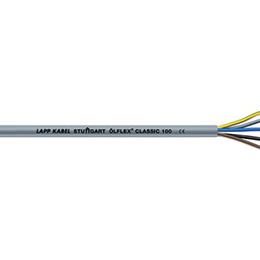 Colour-coded PVC power and control cable
