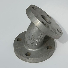 Flanged Pipe Elbow 45º