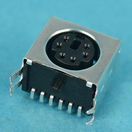 Mini Din Jack(3258-6E)