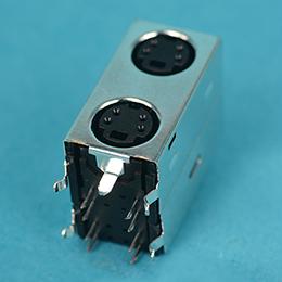 Mini Din Jack(3260-04AF)