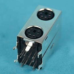 Mini Din Jack(3260-06AF)