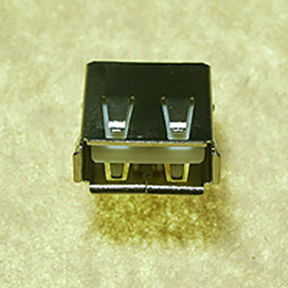 USB Type A With Back Cover RoHS(3210-SMT-W1E-01UW)