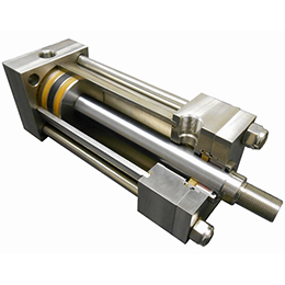 Stainless Steel High pressure Hydraulic cylinder