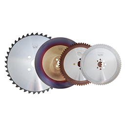 Carbide-tipped circular saw blades