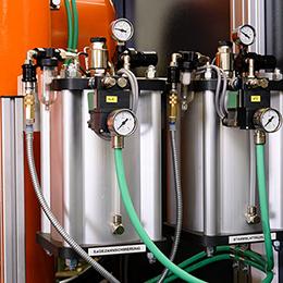 Lennartz micro dosing systems