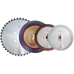Hot and friction circular saw blades