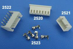 2.5 mm Pitch Connector