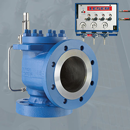 High Efficiency safety valves