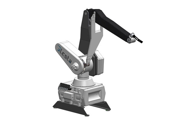 Articulated painting robot