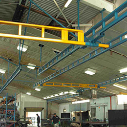 Gorbel Workstation Crane