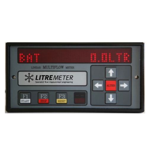 Flow Meter Instrumentation M.BDC60 Batcher