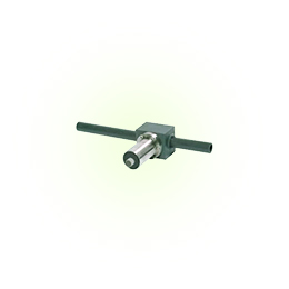 Pelton Wheel Low Flow LM PVC3 with VTC or WT