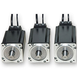 LSMx servomotor product range