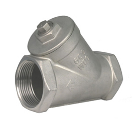 Y type Strainer Valve-600PSI