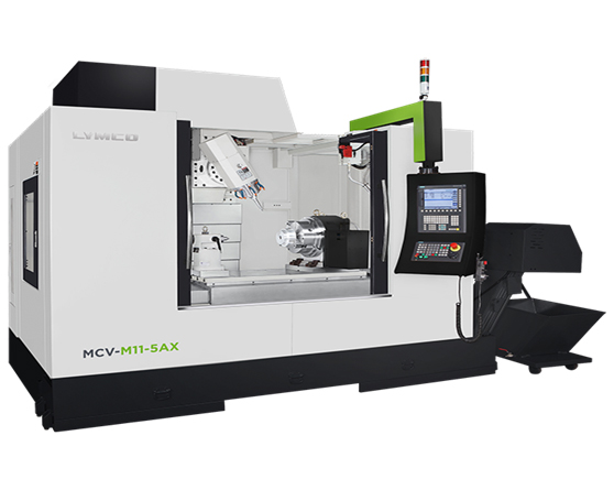 5 Axis Cnc Machining Center Mcv M11 5ax