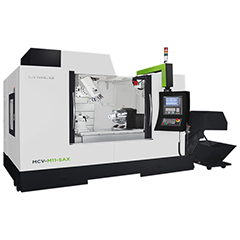5 Axis CNC Machining Center - MCV-M11-5AX