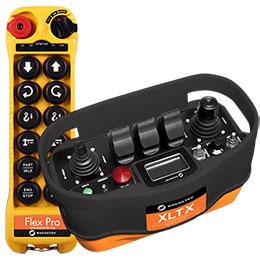 Radio Remote Controls for Hazardous Locations