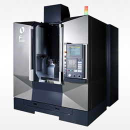 f3-f5 vertical machining center