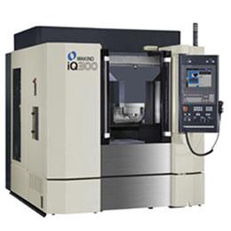 iq300-iq500 vertical machining center