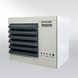 monzun gas hot-air unit