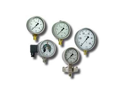 Pressure Gauges & Meters