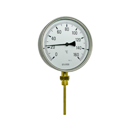 Bimetal thermometers EN 13190 industrial series B10