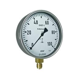 Capsule pressure gauges K10
