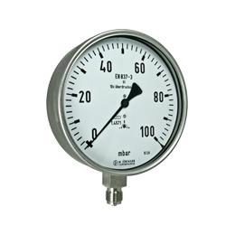 Capsule pressure gauges K20