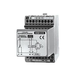 Contact protecting relays MSR