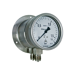 Differential pressure gauges DM20