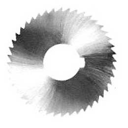 Steel Screw Slotting Saw Blades