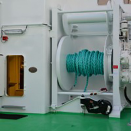 winches for anchor handling