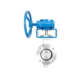 LINUO High Performance Butterfly Valves - Series LBH