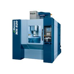 Matsuura 5 Axis Mill MX-520