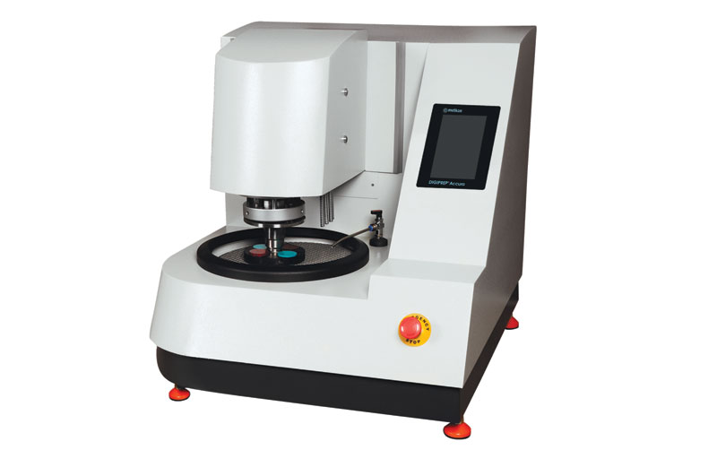 Metallographic Grinding & Polishing Machines