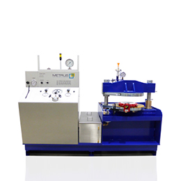 BUTTERFLY VALVE TEST BENCH