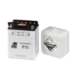 Traditional batteries to acid free MB series