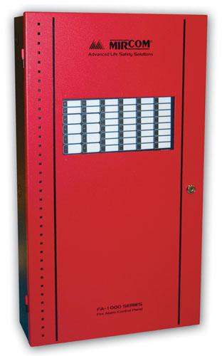 CONVENTIONAL FIRE ALARM SYSTEMS-FA-1000
