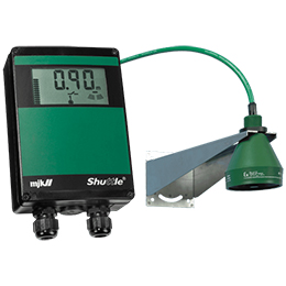 shuttle-ultrasonic level measurement